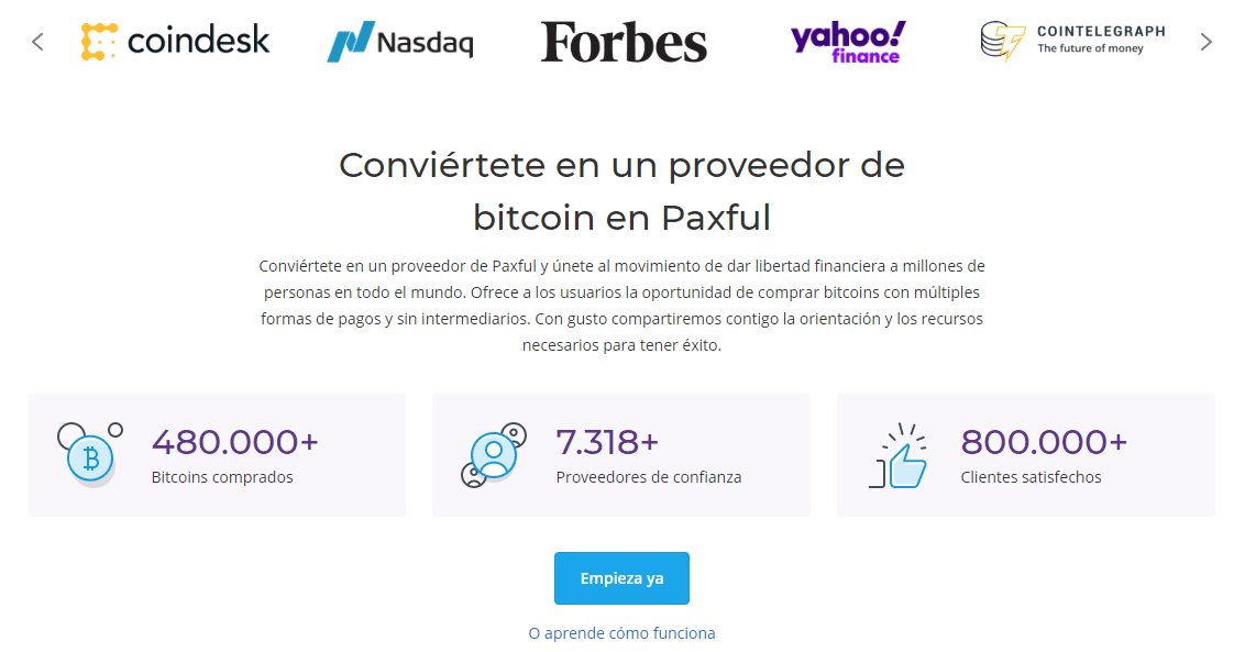 paxful exchange